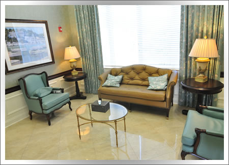 Upscale Common Areas Image